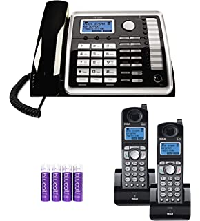 Amazon com : NEC CORDLESS DECT6 0 Cordless Phone / NEC