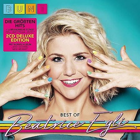 Egli Beatrice Bunt Best Of Deluxe Version Amazon Com Music