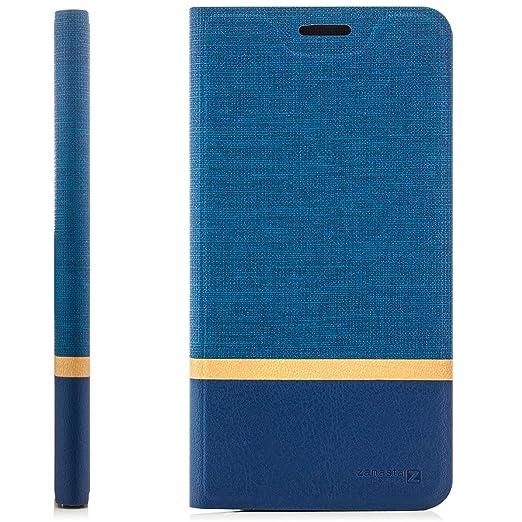 3 opinioni per Custodia Huawei Mate S Cover Flip Wallet [zanasta Designs] Case Copertura con