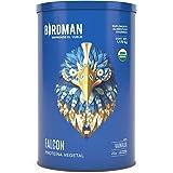 Birdman Falcon Protein Proteina Vegetal USDA Organica En Polvo (Vegana), 22gr Proteina, Sin inflamacion, Sin acne, 39 Porcion