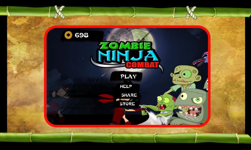 Zombie Ninja Combat: Amazon.es: Appstore para Android