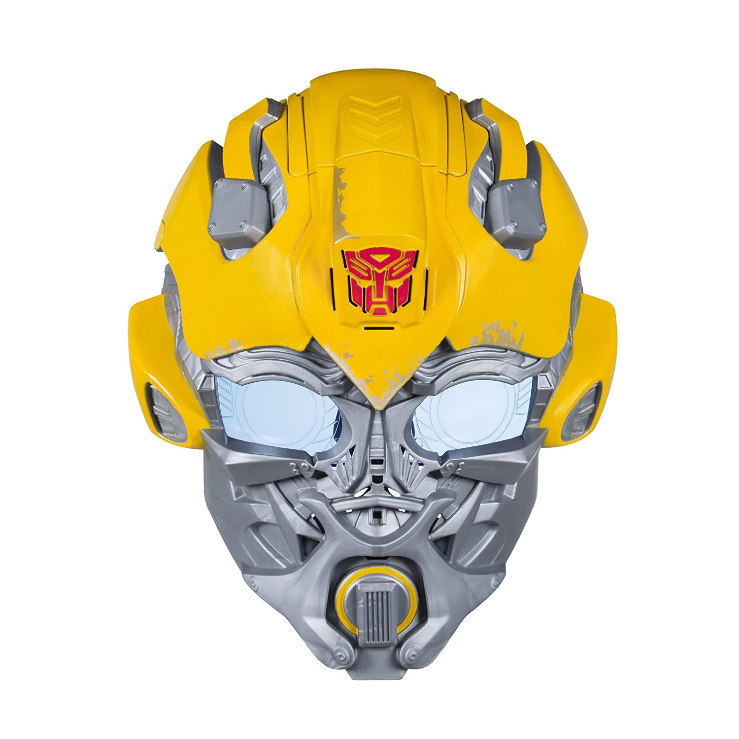BUMBLEBEE Transformers The Last Knight Voice Changer Mask