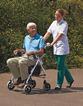 NRS Healthcare M58203 - Silla-andador 2 en 1: Amazon.es: Salud y ...