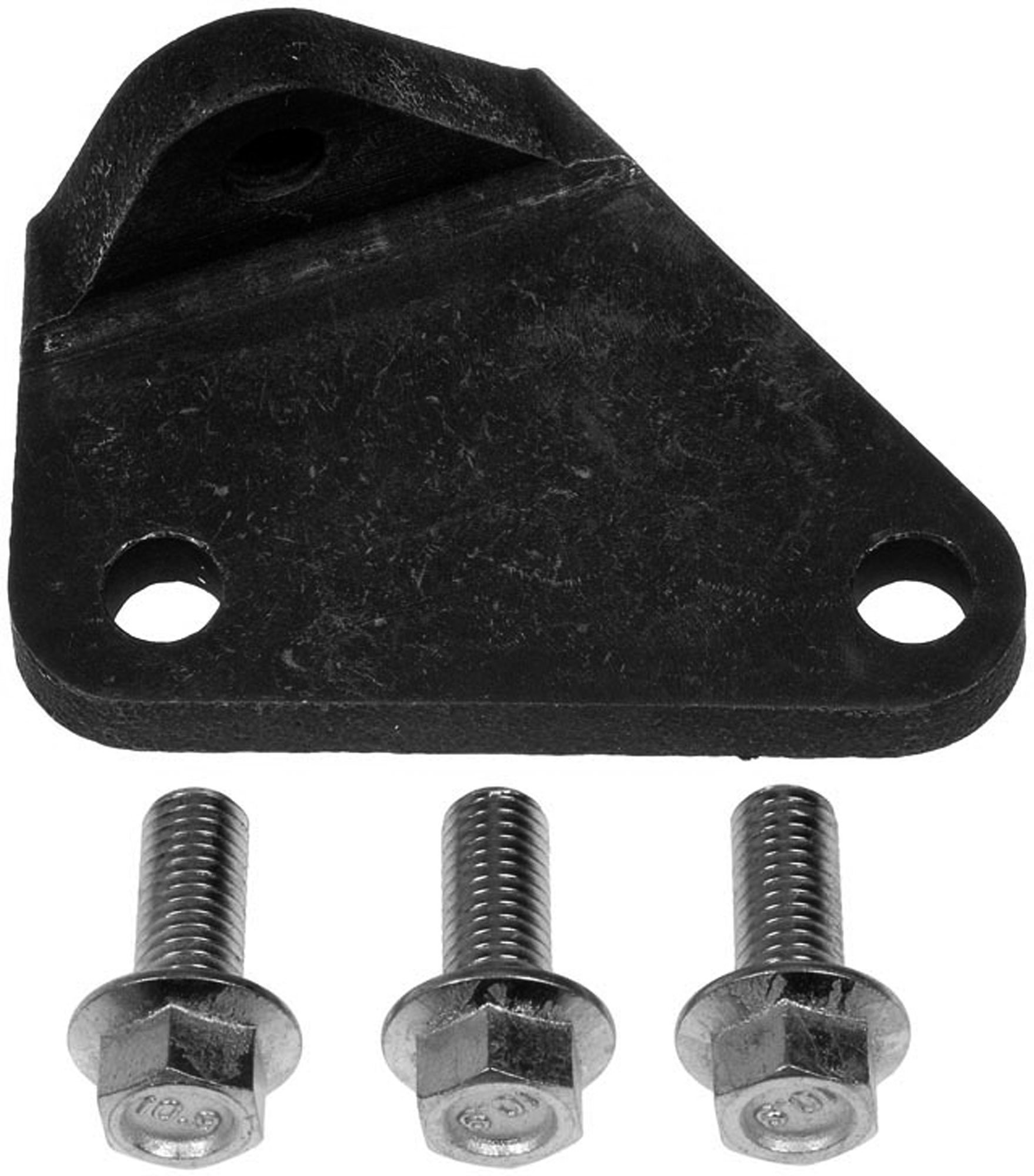 APDTY 028218 Exhaust Manifold To Cylinder Head Leak Repair Clamp Fits Front Right or Rear Left On 4.8L 5.3L 6.0L Engine On Escalade Avalanche Silverado Pickup Tahoe Express Van Denali Sierra Pickup Savana Yukon Hummer H2 (See APDTY-028253 For Other Side) by APDTY