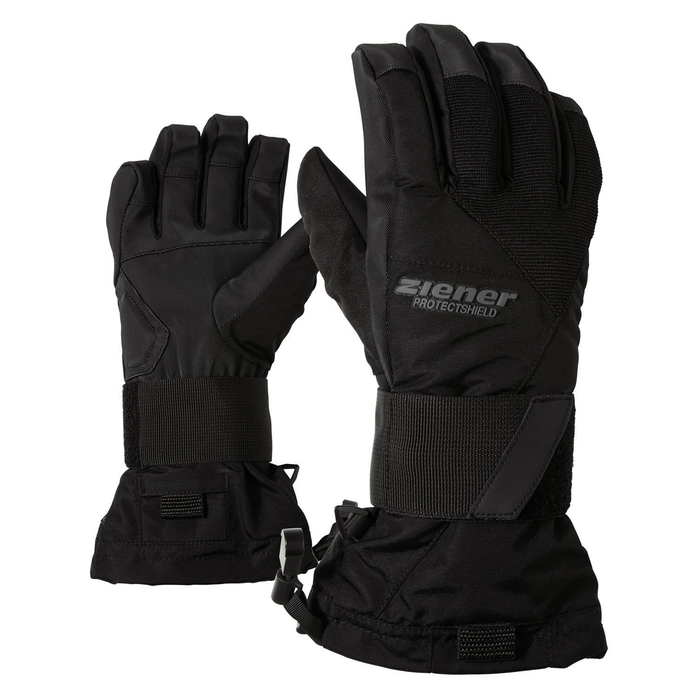 Ziener Jungen Handschuhe Montily AS Junior Gloves SB