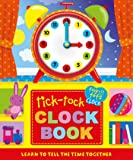 Clock (Tiny Tots Clock Book)