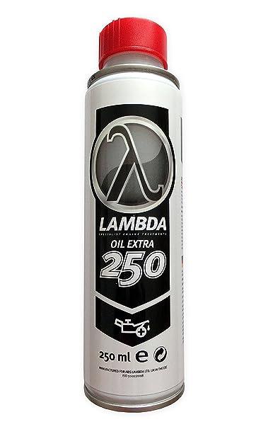 Lambda Öl Extra 250ml Haftschmierstoff für Motor- und Getriebeöl