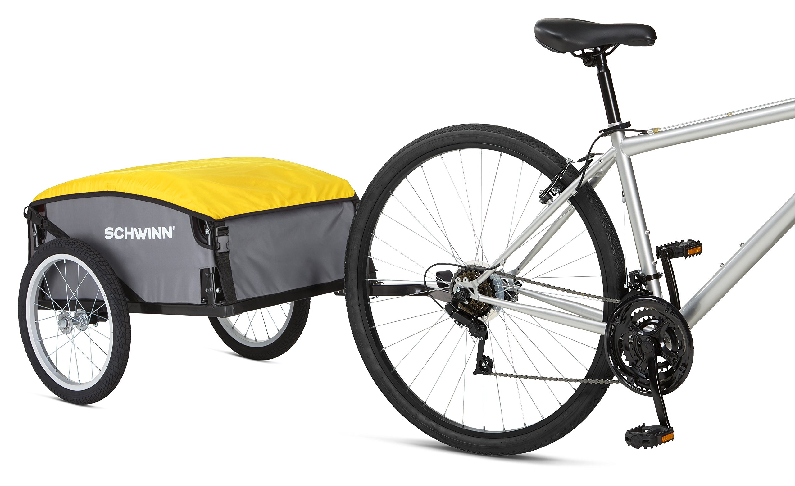 Schwinn Day Tripper Cargo Trailer
