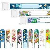 Notfallarmband für Kinder · 3 Stück · Sicherheitsarmband · Wasserfest · Wiederverwendbar · SOS Armband · Jungs · Tampen Haushalt · inkl. Zufriedenheitsversprechen