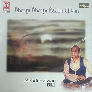 Bheegi Bheegi Raon Mein - Mehdi Hassan Vol.1
