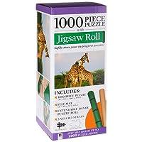 Jigsaw Roll with 1000-Piece Puzzle: Giraffe (reformat)