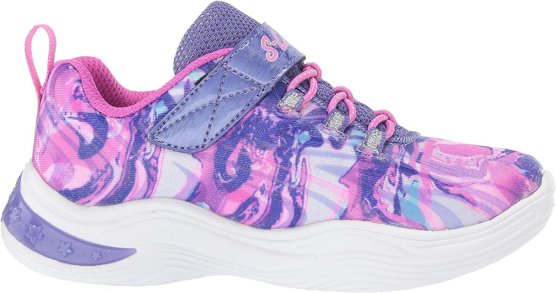 Skechers Sneaker Bambino MOD. 20203L Mlt Purple Multi