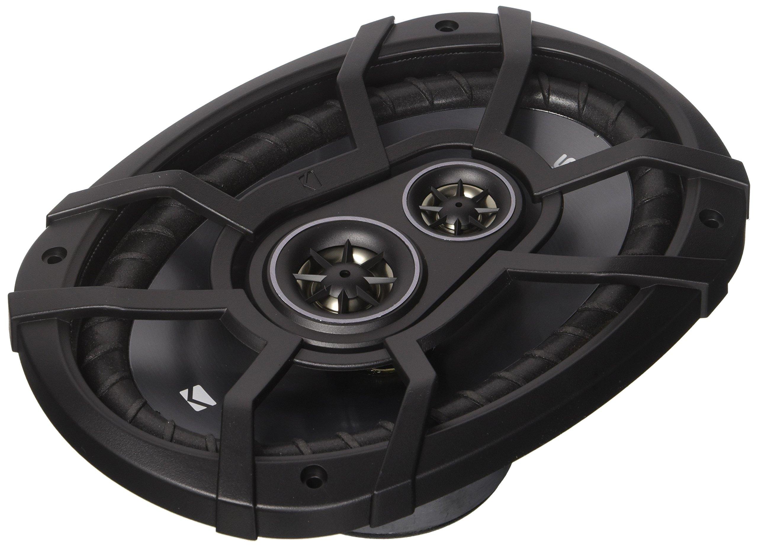 Kicker 43CSC6934 CSC693 6x9'' 3-Way Speaker Pair