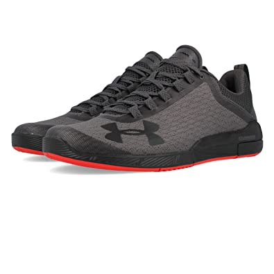 033a3905abc8d Under Armour Charged Legend Training Shoes - AW18 Black  Amazon.co ...