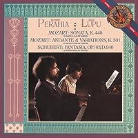 Mozart-Sonata Per Due Pf K448/Schubert-Fantasia D. 940