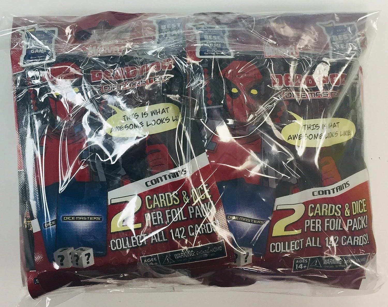 Dice Masters Deadpool - Foil Pack: Amazon.es: Juguetes y juegos