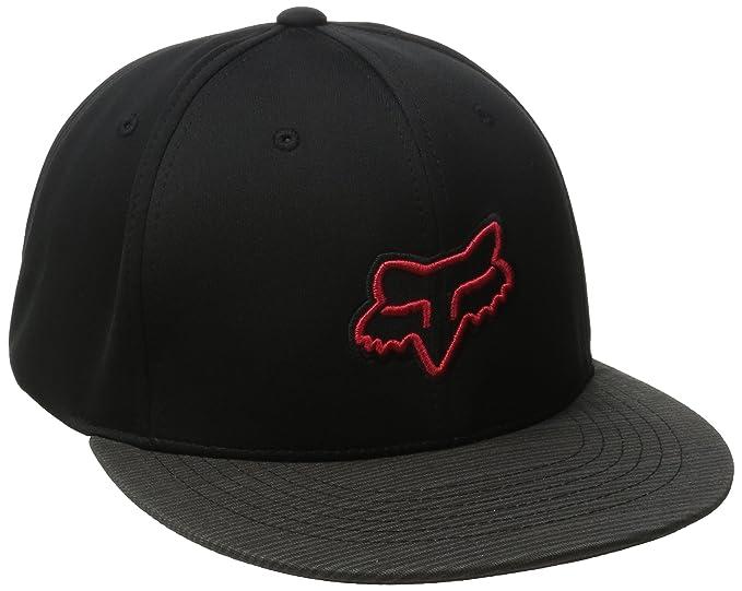 Fox Head -Gorra de béisbol Hombre Negro Negro Talla única  Amazon.es  Ropa  y accesorios 5b5be643847
