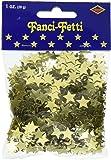 Fanci-Fetti Stars (gold) Party Accessory  (1 count) (1 Oz/Pkg)