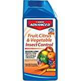 Bayer Advanced 701520 Fruit, Citrus and Vegetable Insect Control Concentrate, 32-Ounce