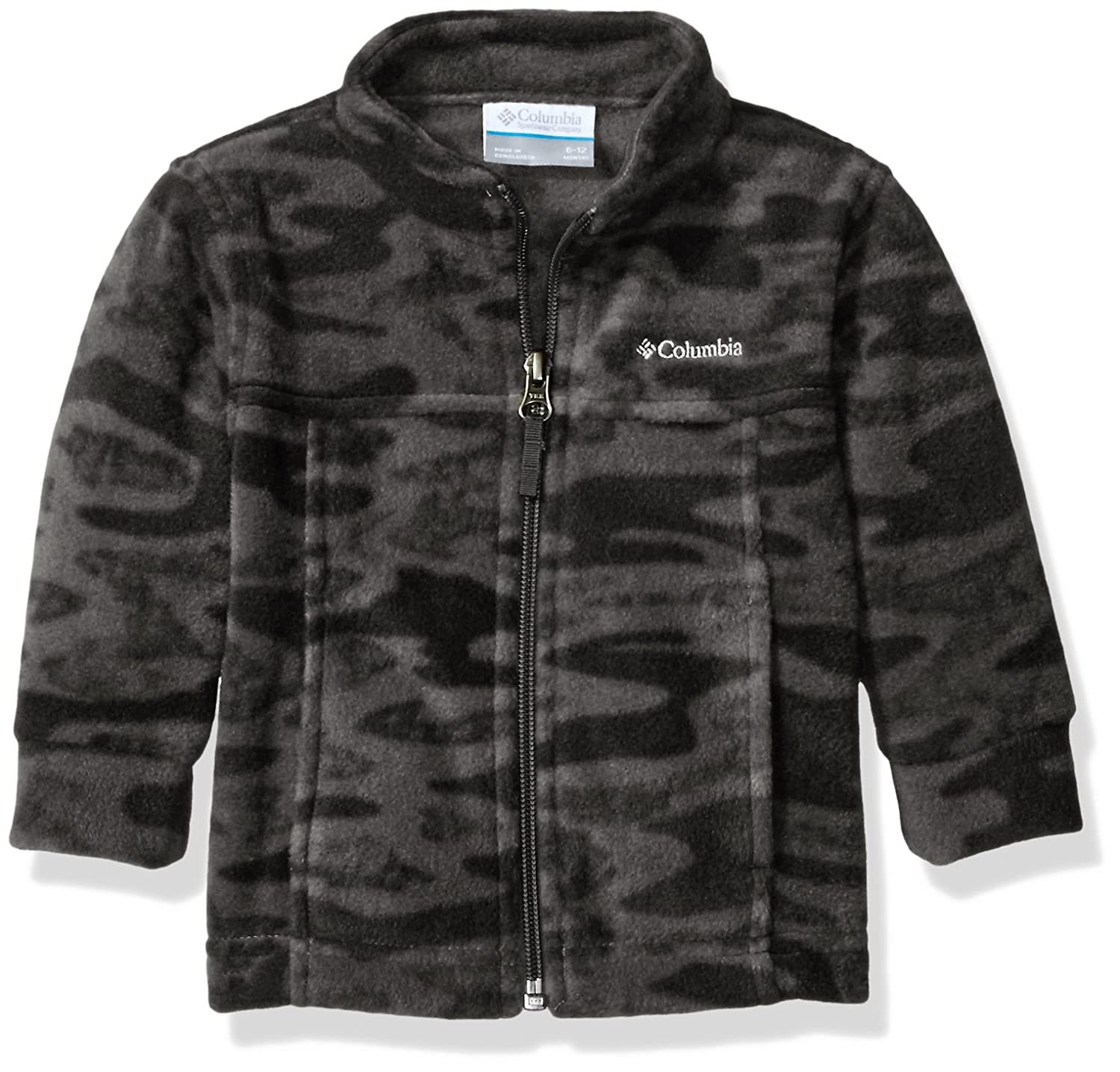 Columbia Baby Boys' Zing III Fleece