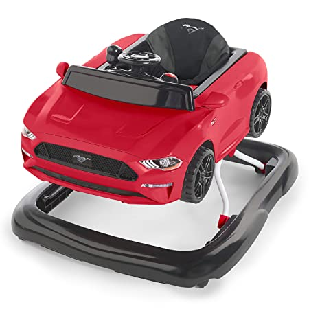 Amazon.com: Bright Starts - Andador para Ford Mustang (a ...