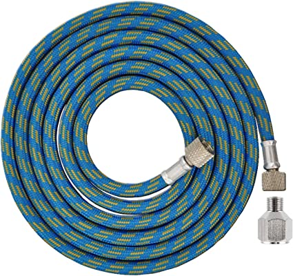 Braided Nylon Airbrush Hose SALE !!!!!!!!!! X 10 Ft USA SELLER 1//4 In