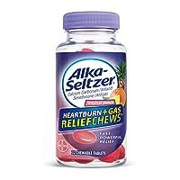 Deals on 32 Count Alka-Seltzer Heartburn + Gas ReliefChews