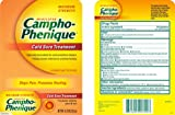 Campho-Phenique Cold Sore Gel Original, 0.23 Oz