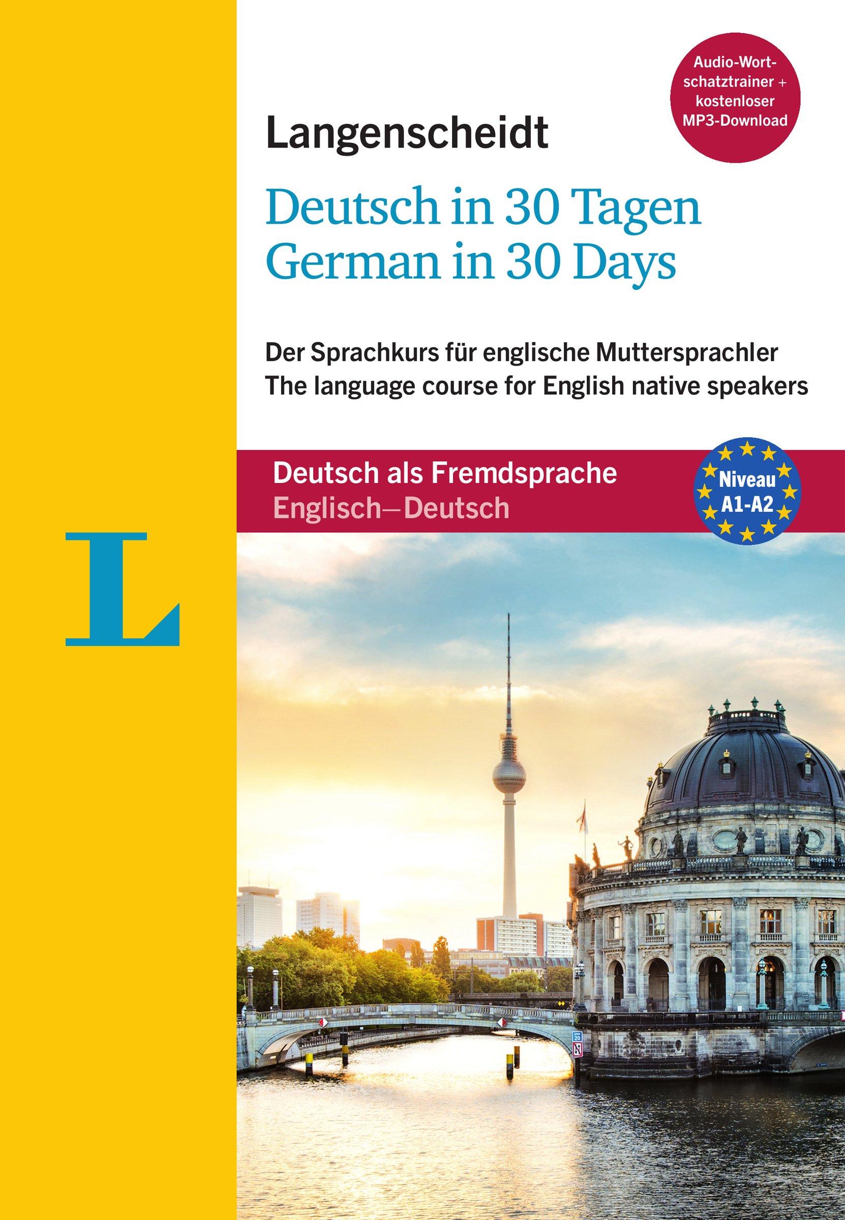 Deutsch in 30 Tagen: Buch mit 2 Audio-CDs + 1 CD MP3 + MP3 Download: Peter  Hartling: 9783468280498: Amazon.com: Books