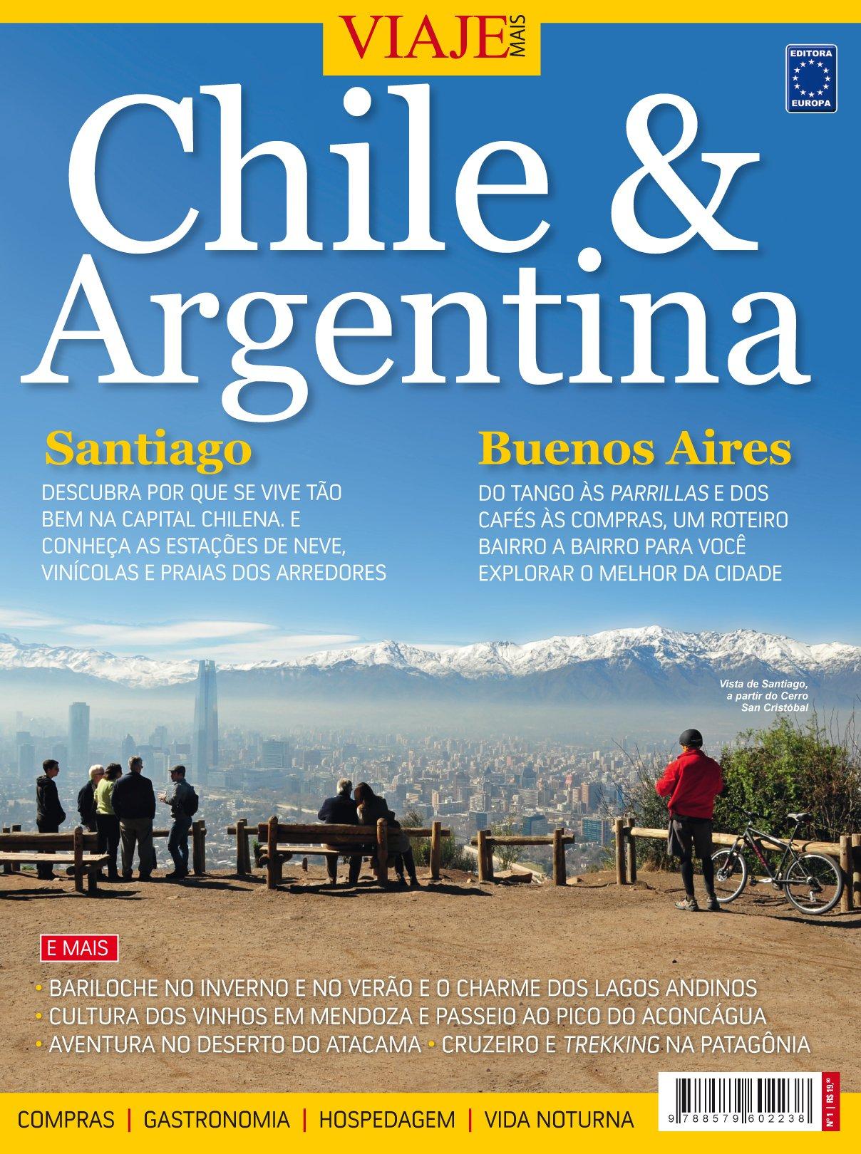 Chile e Argentina - Coleção Viaje Mais: Vários Autores ...