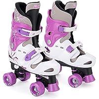 Pattini 4 ruote quad bambina Osprey, roller regolabili
