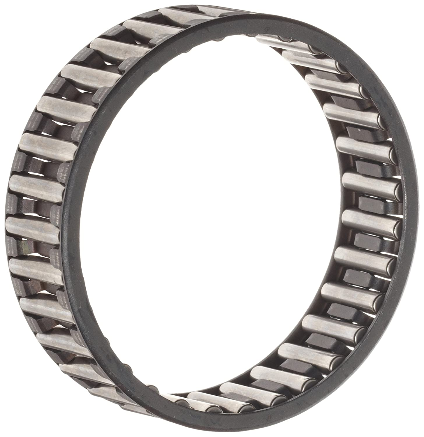 Open End 34mm OD Metric 13mm Width INA K30X34X13 Needle Roller Bearing 15000rpm Maximum Rotational Speed Steel Cage Single Row Cage and Roller 30mm ID