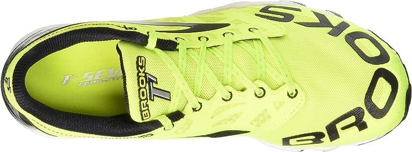 Amazon.com: Brooks – Tenis para correr T7 Racer, para ...