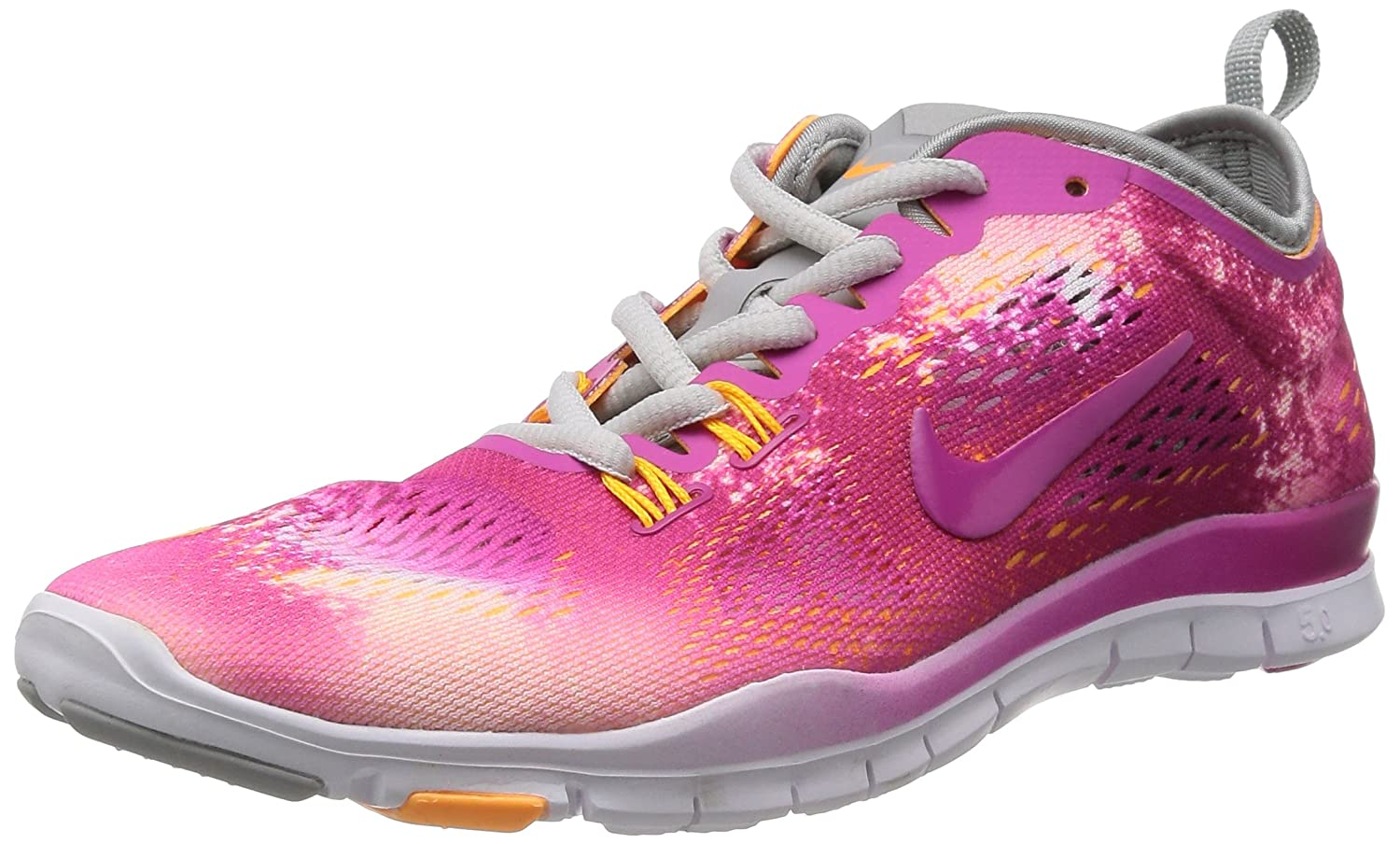 free shipping dd197 dcba8 durable service Nike Free 5.0 TR Fit 4 Print Womens Cross ...