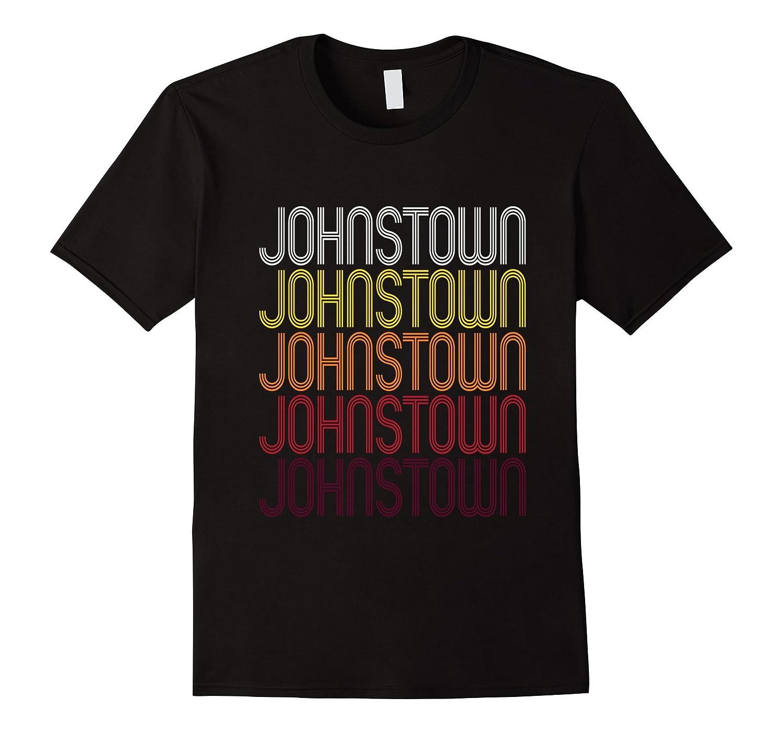 Johnstown PA  Vintage Style Pennsylvania T-shirt-TH