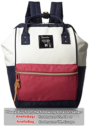 0ac970127920 Image Unavailable. Image not available for. Color  Japan Anello Backpack  Unisex MINI SMALL ...