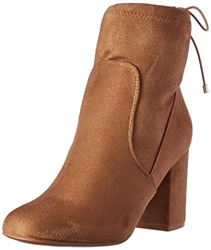 Chinese Laundry Women's Kyla Boot, Camel Suede,