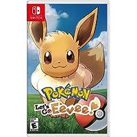 Pokémon: Let's Go, Eevee! - Nintendo Switch - Standard Edition