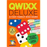 Qwixx Deluxe A Fast Family Dice Game