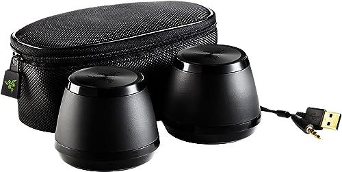 The Razer-Ferox Mobile-PC Gaming Speakers