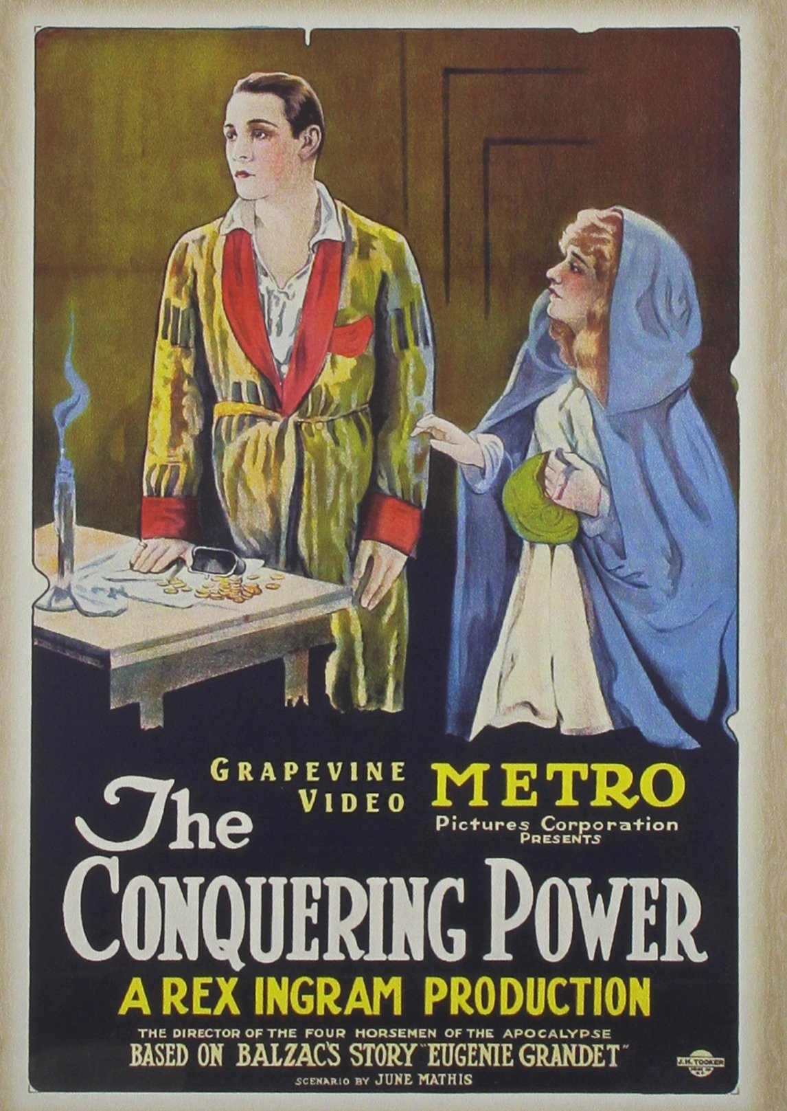 DVD : The Conquering Power (DVD)