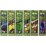 Amazon Com 10 X Juicy Jay S Mixed 1 1 4 Flavoured