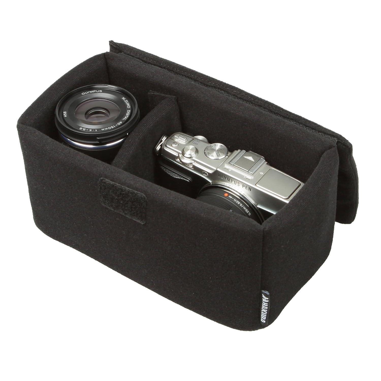 HAKUBA カメラバッグ インナーソフトボックス 200