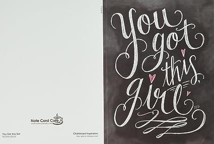 Pizarra inspiración - 36 tarjetas de notas - 6 diseños ...