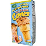 Let's Do Gluten Free Ice Cream Cones -- 1.2 oz