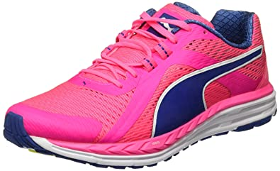 Puma Speed 500 Ignite Wn, Zapatillas de Running para Mujer, Rosa (Knockout Pink-True Blue 04), 40 EU