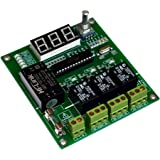 37 Modes Traffic Light Controller Sequencer 3 Channel AC V Electromagnetic Many Options 100V-240VAC 50HZ-60HZ and DC Voltage