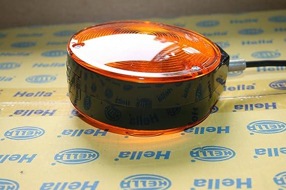 Hella 2ba 003 022 017 Blinkleuchte Schulbusse Iveco Oldtimer Mickey Mouse Blinker Auto