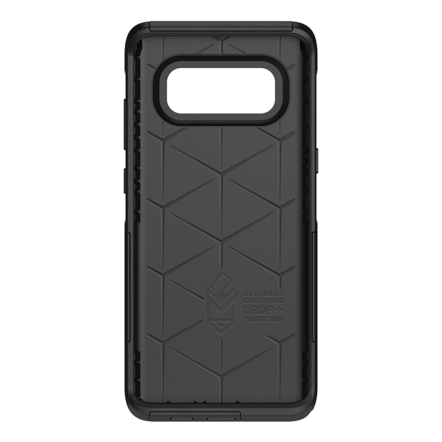super popular d58ed 587e2 OtterBox COMMUTER SERIES Case for Samsung Galaxy Note8 - Retail Packaging -  BLACK
