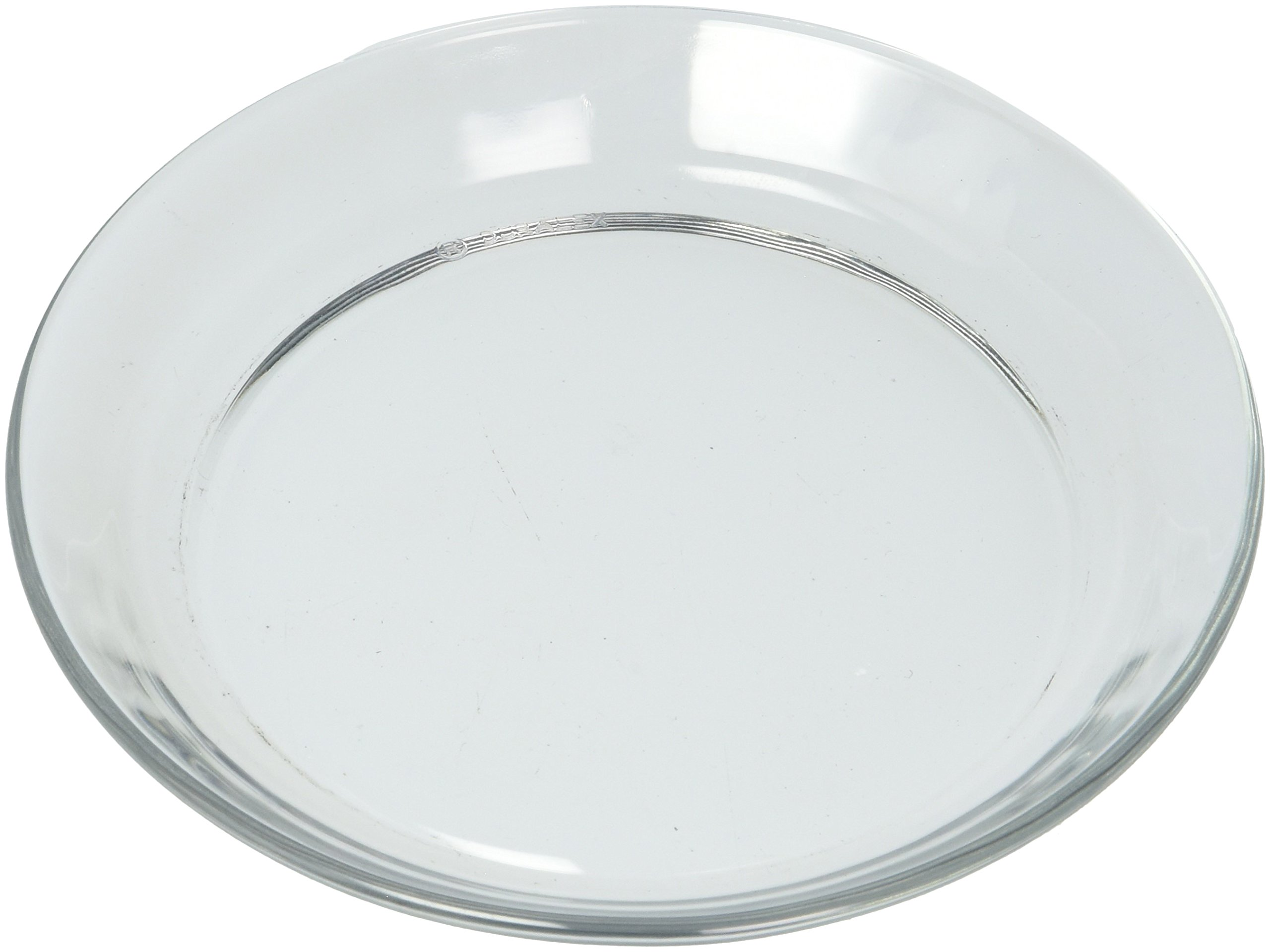 Duralex Made In France 3017AF06/4 Lys Dinnerware 5-3/8 Inch Appetizer Plate. Set of 4